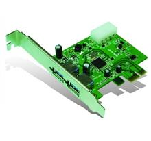 MIT 2Port PCIe High Speed USB 3.0 Adapter Card